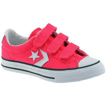 Schoenen Kinderen Lage sneakers Converse  Roze