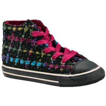Schoenen Kinderen Hoge sneakers Converse  Zwart
