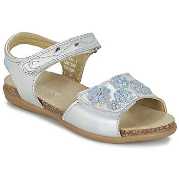 Schoenen Meisjes Sandalen / Open schoenen Start Rite SUMMERS DAY Zilver