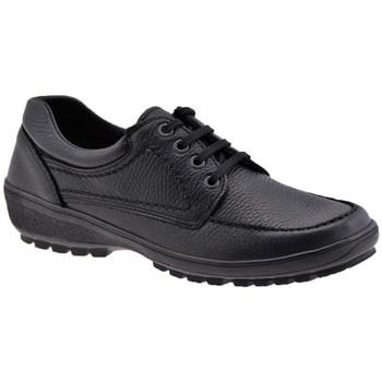 Schoenen Dames Mocassins Alisport  Zwart
