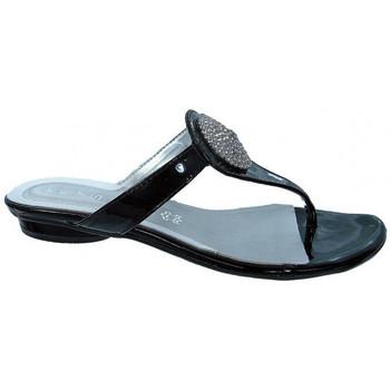 Schoenen Dames Slippers Keys  Zwart