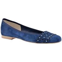 Schoenen Dames Ballerina's Keys  Blauw