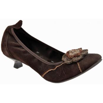 Schoenen Dames Ballerina's Keys  Brown