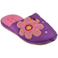 Schoenen Dames Sloffen De Fonseca  Violet