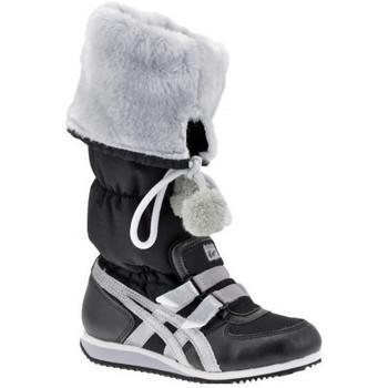 Schoenen Kinderen Hoge laarzen Onitsuka Tiger  Zwart