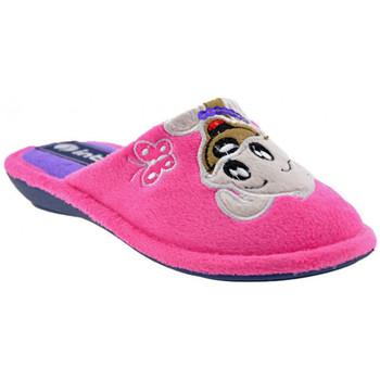 Schoenen Meisjes Sloffen Inblu  Roze