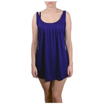 Textiel Dames T-shirts korte mouwen Datch  Violet