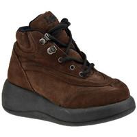 Schoenen Dames Hoge sneakers Lee  Brown