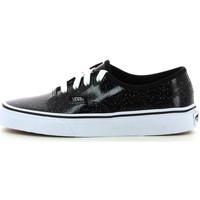 Schoenen Dames Lage sneakers Vans Authentic patentgalaxy/blacktruewhite