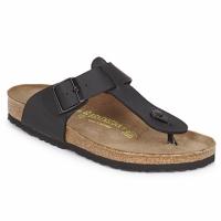 Schoenen Heren Slippers Birkenstock MEDINA Zwart