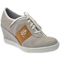 Schoenen Dames Hoge sneakers Donna Loka  Beige