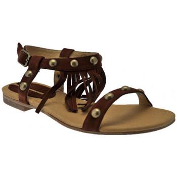 Schoenen Dames Sandalen / Open schoenen Donna Loka  Brown