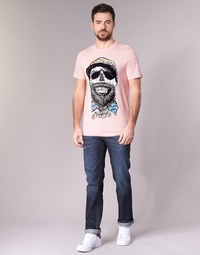 Textiel Heren Skinny jeans Jack & Jones CLARK JEANS INTELLIGENCE Blauw / Brut