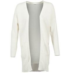 Textiel Dames Vesten / Cardigans Noisy May BALE Ecru