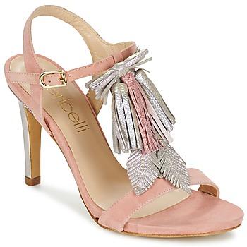 Schoenen Dames Sandalen / Open schoenen Fericelli PATIERNA Roze
