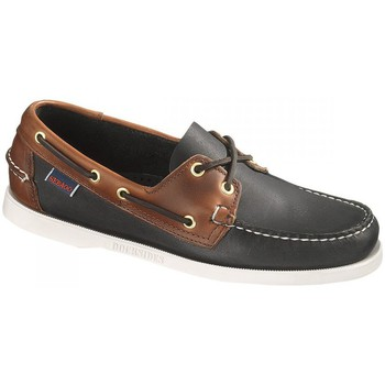 Schoenen Heren Bootschoenen Sebago Bateau  Spinnaker Leather