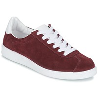 Schoenen Dames Lage sneakers Yurban EMARTI Bordeaux