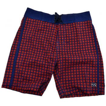 Textiel Heren Korte broeken / Bermuda's Billabong  Rood