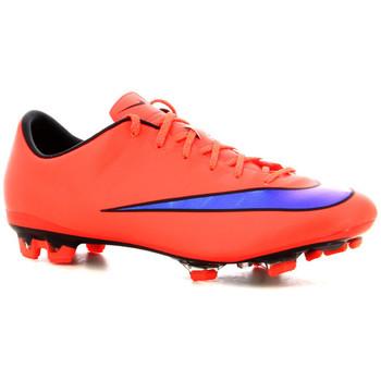 Schoenen Heren Voetbal Nike Mercurial Veloce II FG Orange