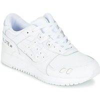 Schoenen Lage sneakers Asics GEL-LYTE III Wit
