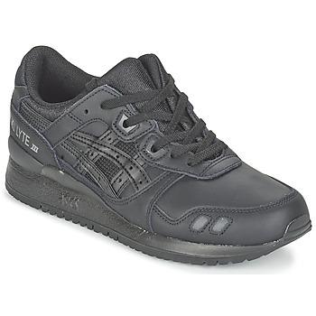 Schoenen Lage sneakers Asics GEL-LYTE III Zwart
