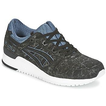 Schoenen Lage sneakers Asics GEL-LYTE III Zwart / Blauw