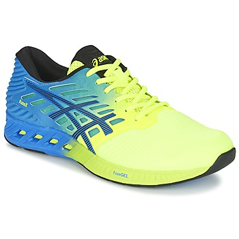 Schoenen Heren Running / trail Asics FUZEX Blauw / Geel