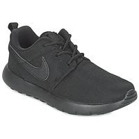 Schoenen Jongens Lage sneakers Nike ROSHE ONE CADET Zwart