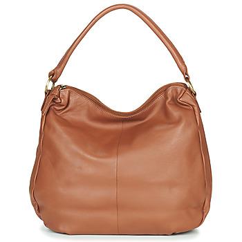Tassen Dames Handtassen lang hengsel Betty London ERITALA Cognac