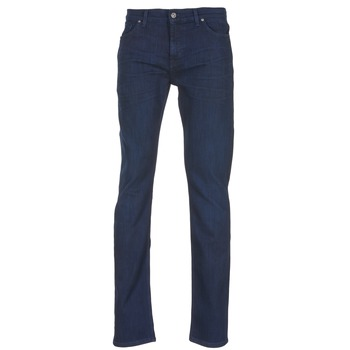Textiel Heren Skinny jeans 7 for all Mankind RONNIE WINTER INTENSE Blauw / Donker