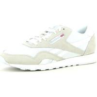Schoenen Lage sneakers Reebok Sport Classic Nylon Blanc