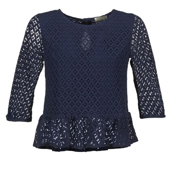 Textiel Dames Tops / Blousjes Betty London EVUNE Marine