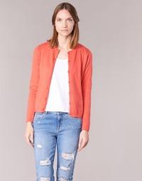 Textiel Dames Vesten / Cardigans BOTD EVANITOA Corail