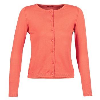 Textiel Dames Vesten / Cardigans BOTD EVANITOA Orange