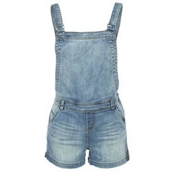 Textiel Dames Jumpsuites / Tuinbroeken Naf Naf GUERIC Blauw / Medium