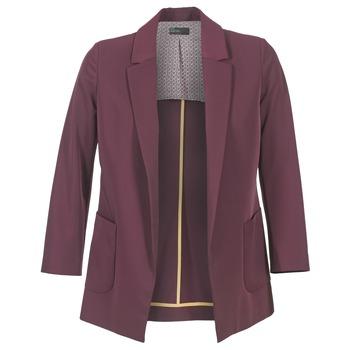 Textiel Dames Jasjes / Blazers Benetton GULO PRUNE
