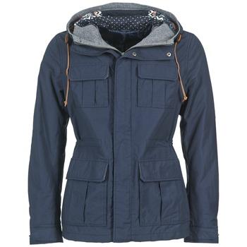 Textiel Heren Parka jassen Benetton JULIPO Marine