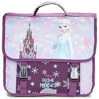 Tassen Meisjes Schooltassen Disney REINE DES NEIGES CARTABLE 38CM Mauve