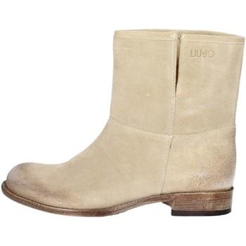 Schoenen Dames Laarzen Liu Jo S14059 TEA Beige