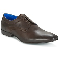 Schoenen Heren Derby Carlington MECA Brown