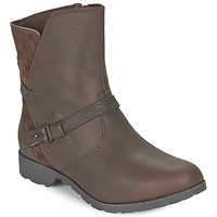 Schoenen Dames Laarzen Teva DELAVINA LOW Brown