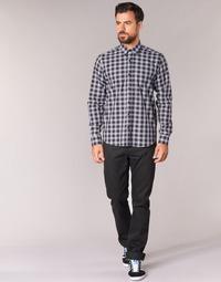 Textiel Heren Straight jeans Yurban IEDABALO Zwart