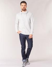 Textiel Heren Straight jeans Yurban IEDABALO Blauw / Brut
