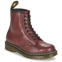 Schoenen Laarzen Dr Martens 1460 Rood