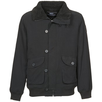 Textiel Heren Wind jackets Wesc LEOPOLDO Zwart