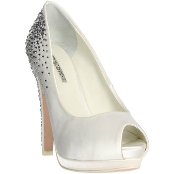 Schoenen Dames pumps Luciano Barachini 2301X White
