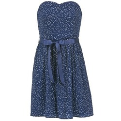 Textiel Dames Korte jurken Morgan RPEPS Marine