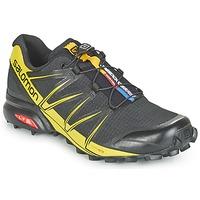 Schoenen Heren Running / trail Salomon SPEEDCROSS PRO Zwart / Geel