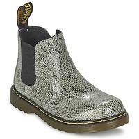Schoenen Kinderen Laarzen Dr Martens BANZAI ASP Grijs / CLAIR