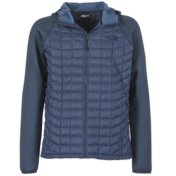 Textiel Heren Dons gevoerde jassen The North Face UPHOLDER THERMOBALL HYBRID Blauw